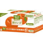 ミニッツメイド 朝リンゴ 180g×6個