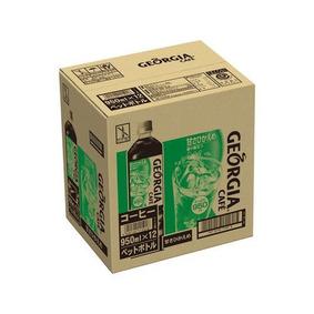 ※ジョージア ボトルコーヒー 甘さ控えめ 950mL×12本