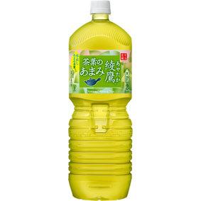 綾鷹 茶葉のあまみ 2L