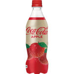 ※コカ・コーラ アップル 500mL