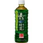 綾鷹 濃い緑茶 525mL