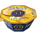 日清ラ王 淡麗鶏だし塩 108g(めん75g)
