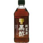 ※純玄米黒酢 500mL