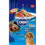 コンボ ドッグ 角切りビーフ・野菜ブレンド 820g(205g×4袋)