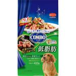 コンボ ドッグ 低脂肪 角切りささみ・野菜ブレンド 400g(100g×4袋)