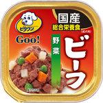 ビタワングー 極旨ビーフ 野菜 100g