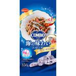 コンボ キャット まぐろ味・カニカマ・小魚添え 350g(70g×5袋)