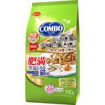 コンボ キャット 肥満が気になる猫用 まぐろ味・かつお節・小魚添え 350g(70g×5袋)