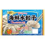 日本ハム 海鮮水餃子 162g