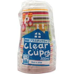 北欧デザイン PETプラスチックカップ 5個