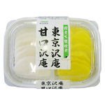 ※東海漬物 スライス東京沢庵 甘口沢庵 100g