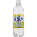 伊賀の天然水炭酸水レモン 500mL