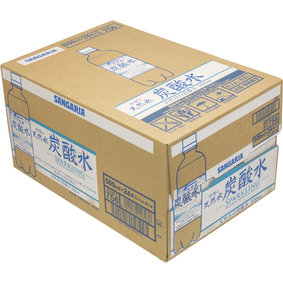 ※伊賀の天然水炭酸水 500mL×24本