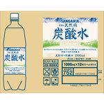伊賀の天然水炭酸水 1000mL×12本
