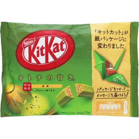 キットカット ミニ オトナの甘さ 抹茶 13枚