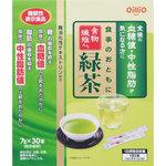 食事のおともに食物繊維入り緑茶 210g(7g×30本)