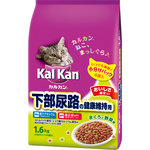 カルカン ドライ 成猫用 下部尿路の健康維持用 まぐろと野菜味 1.6kg