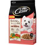 シーザー 素材本来のおいしさと栄養 成犬用 ツナと4種の農園野菜入り 小粒 1.5kg