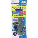 ノンスメルドライ 吸湿シートくつ用 for MEN 2シート(1足分)
