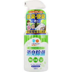 いきいきメイト 消臭除菌スプレー 爽やかな緑の香り 本体 500mL