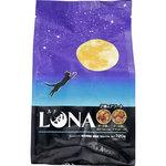 LUNA かつお節&ほたて味とチキン味ビッツ添え 720g(180g×4袋)