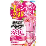 おすだけベープスプレー 280回分 不快害虫用 ロマンティックブーケの香り 28.2mL
