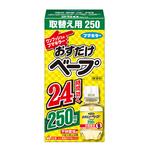 おすだけベープ 250回分 取替え用 不快害虫用 30.5mL