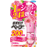 おすだけベープスプレー 200回分 不快害虫用 ロマンティックブーケの香り 25.1mL