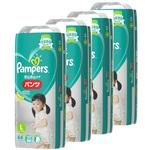 [ネット限定]パンパース さらさらパンツ L ケース販売 44枚×4