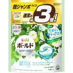 ボールド ジェルボール3D グリーンガーデン&ミュゲの香り つめかえ用 超ジャンボサイズ 806g(44個)