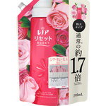 レノアリセット フレッシュローズ&ナチュラルガーデンの香り つめかえ用 特大サイズ 795mL