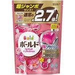 ボールド ジェルボールWプラチナ プラチナブロッサム&ピオニーの香り(つめかえ用) 超ジャンボサイズ 940g
