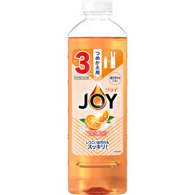ジョイコンパクト バレンシアオレンジの香り つめかえ用 440mL
