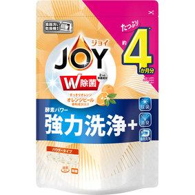 食洗機用ジョイ オレンジピール成分入り つめかえ用 490g