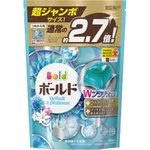 ボールド ジェルボールWプラチナ プラチナホワイトリーフの香り(つめかえ用) 超ジャンボサイズ 940g