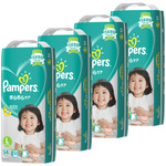 [ネット限定]パンパース さらさらケア テープ Lサイズ 54枚×4個(ケース)