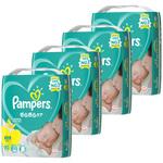 [ネット限定]パンパース さらさらケア テープ 新生児 90枚×4個(ケース)