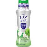 レノア本格消臭抗菌ビーズ グリーンミストの香り 本体 490mL
