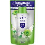 レノア本格消臭抗菌ビーズ グリーンミストの香り 詰替 430mL