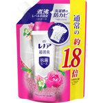 レノア本格消臭抗菌ビーズ リフレッシュフローラルの香り 詰替超特大 760mL
