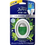 ファブリーズW消臭 トイレ用消臭剤+抗菌 クリスプ・ガーデン・リーフ 6mL