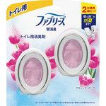 ファブリーズW消臭 トイレ用消臭剤 クラシック・ブーケ 6mL×2個