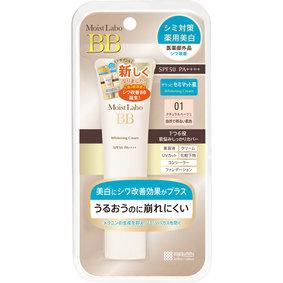 モイストラボ 薬用美白BBクリーム 01 ナチュラルベージュ 33g