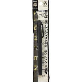 サインペン 黒 1本