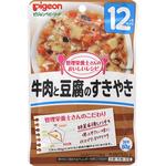 おいしいレシピ 牛肉と豆腐のすきやき 80g