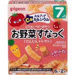 元気アップCa お野菜すなっく にんじん+トマト 12g(6g×2袋)