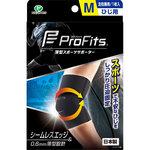 薄型圧迫サポーター プロ・フィッツ ひじ用 M 1枚