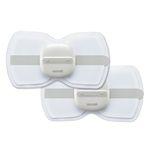 低周波治療器 もみケア 2個セット MXTS−MR100 ホワイト