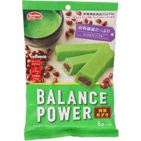 ※バランスパワー(抹茶あずき) 6袋(12本)