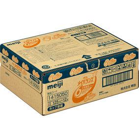 明治メイバランスMiniカップ 白桃ヨーグルト味 125mL×12本